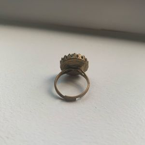 Jewelry - Vintage Gold Plated Ring